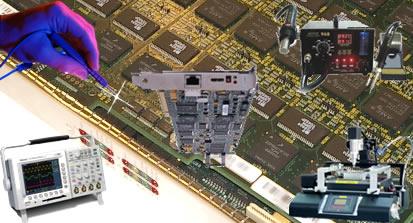 Printed Circuit Board Repair - C A T E  Dialogic Brooktrout